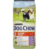 Purina Dog Chow Mature Adult 5 + Lamb