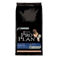 Purina Pro Plan Senior Sensitive 7+ Lachs & Reis