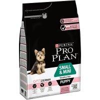 Purina Pro Plan Small & Mini OptiDerma Sensitive Skin Puppy