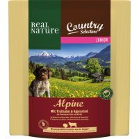 Real Nature Country Selection Junior Alpine mit Truthahn & Alpenrind