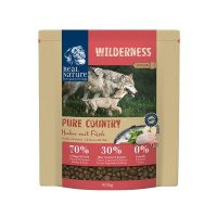Real Nature Wilderness Pure Country Junior Huhn & Fisch