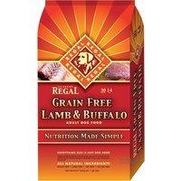 Regal Grain Free Lamb & Buffalo