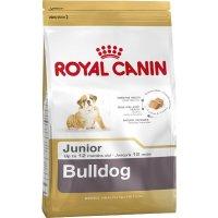 royal canin bulldog junior trockenfutter hund g nstig im preisvergleich petadilly. Black Bedroom Furniture Sets. Home Design Ideas