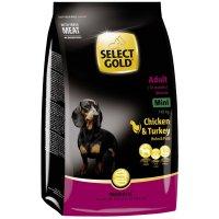 Select Gold Adult Mini Huhn & Pute