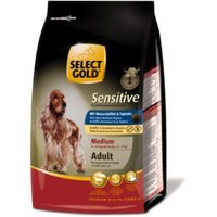 Select Gold Sensitive Adult Medium Wasserbüffel & Tapioka
