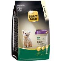 Select Gold Sensitive Junior Mini Lamm, Lachs & Kartoffeln