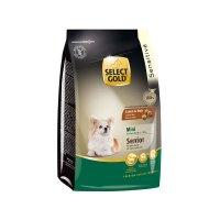Select Gold Sensitive Senior Mini Lamm & Reis