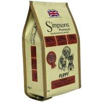 Simpsons Premium Puppy 80/20 Fish & Chicken