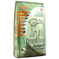 TropiDog Super Premium Junior Small Breeds - Lamb, Salmon & Eggs