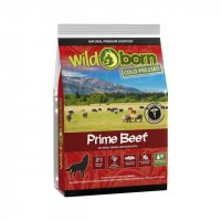 Wildborn Prime Beef mit Rind, Herring und Kartoffel