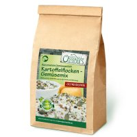 Original-Leckerlies Kartoffelflocken-Gemüsemix