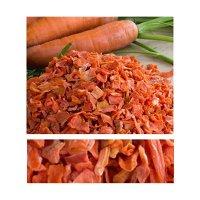 Wittis-Tiernahrung Barf Gemüse - Karottenwürfel